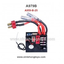 WLtoys A979-B Parts Circuit Board, Receiver A959-B-25
