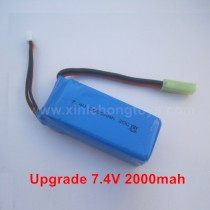 ENOZE 9304E upgrade battery 2000mah