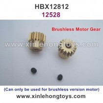 HBX 12812 SURVIVOR ST Parts Brushless Motor Gears 16T 12528