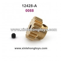 Wltoys 12428-A Parts Motor Gear 0088