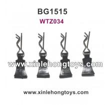 Subotech BG1515 Parts R Body Clip, R Shell Pin WTZ034
