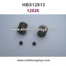 HBX 12813 SURVIVOR MT Parts Motor Gear 13T+Machine Screws 12026