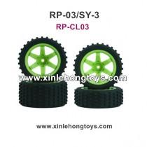 RuiPeng RP-03 SyaHeli SY-3 Parts Wheel RP-CL03