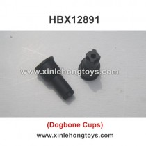 HBX 12891 Dune Thunder Parts Dogbone Cups