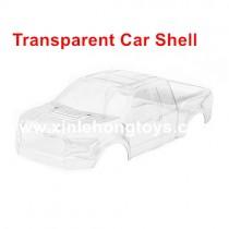 XinleHong 9130 Parts Transparent Car Shell