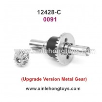 Wltoys 12428-c Upgrade Front Differential 0091