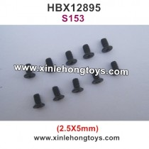 HBX 12895 Transit Parts Screw 2.5X5mm S153