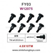Feiyue FY03 eagle-3 parts Screws W12075