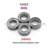 Wltoys 12423 Parts 5X9X3 Bearing 0092