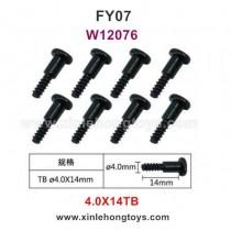 Feiyue FY07 Parts Screws W12076