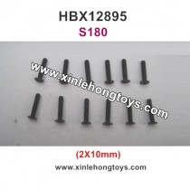 HBX 12895 Transit Parts Screw 2X10mm S180