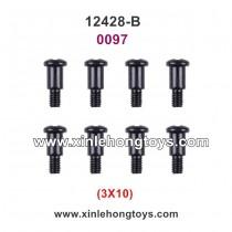 Wltoys 12428B Parts Screws 0097
