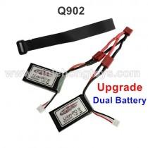 XinleHong Q902 Upgrade Battery Set