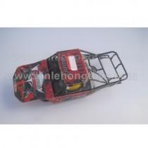 PXtoys 9203E Car Shell, Body Shell