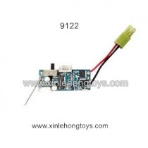 XinleHong Toys 9122 Spare Parts Receiver Board