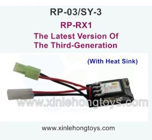 RuiPeng RP-03 SY-3 Parts Receiver RP-RX1 (The Latest Version Of The Third-Generation, With Heat Sink)