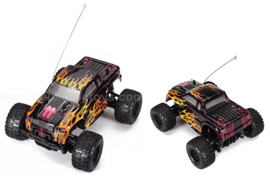 HaiBoXing HBX 2078C 1/24 4WD Mini Monster Truck