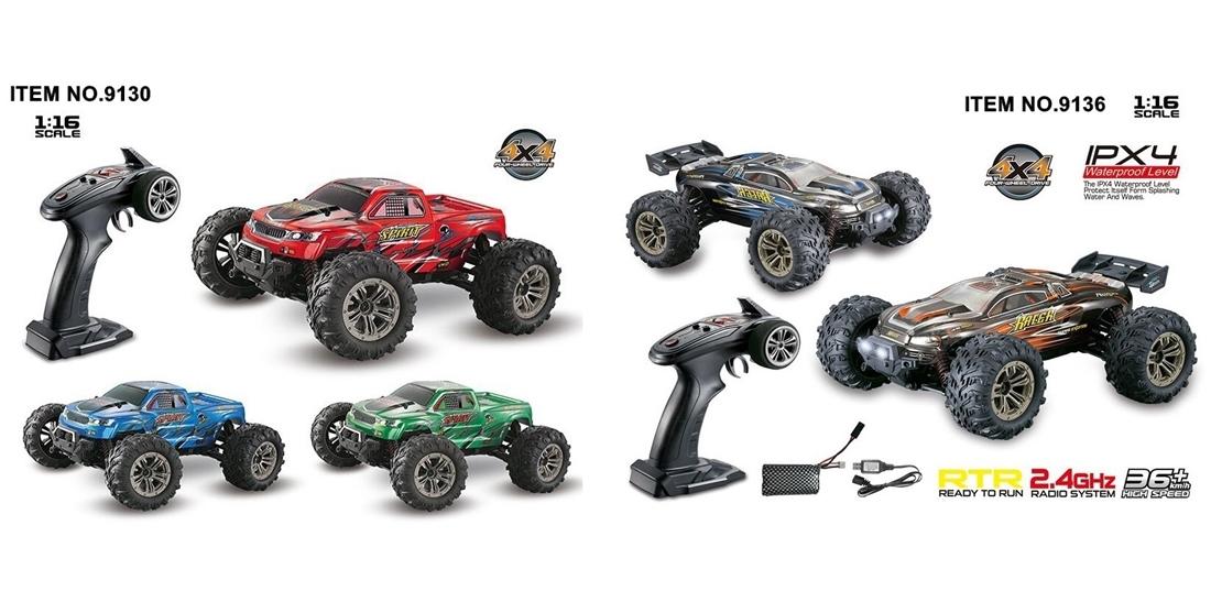XinleHong Toys 9130 RC Truck